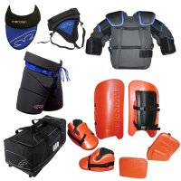 hockey goal keeper kit